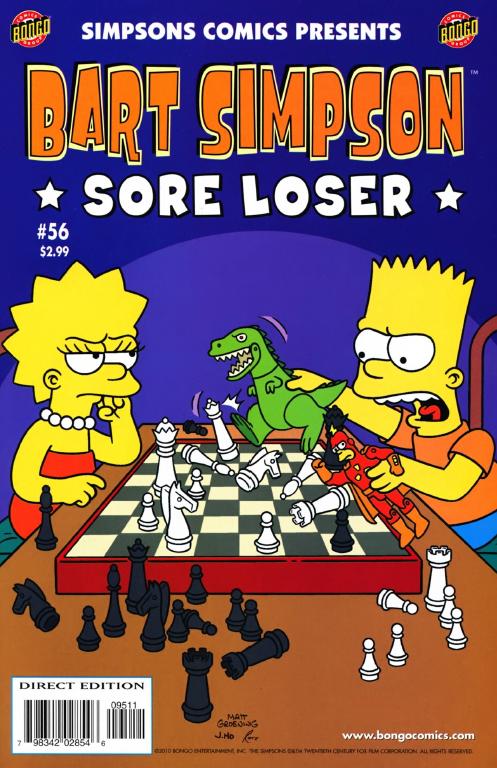 Bart Simpson Comics 56