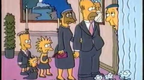 Simpsons Shorts-MG14 The Funeral