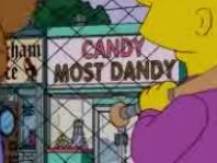 Candy Most Dandy