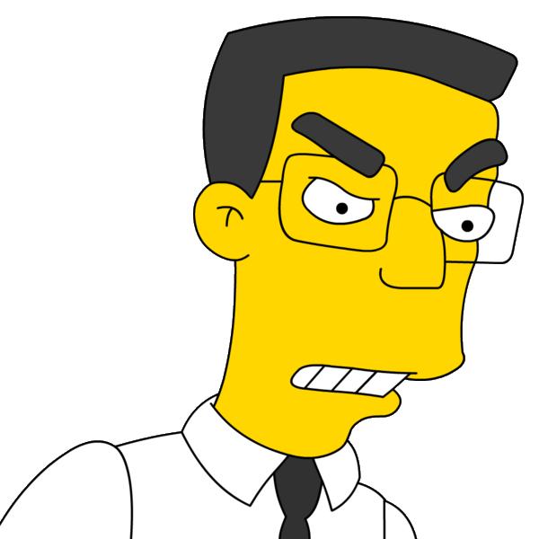 Frank Grimes Simpson Wiki En Español Fandom
