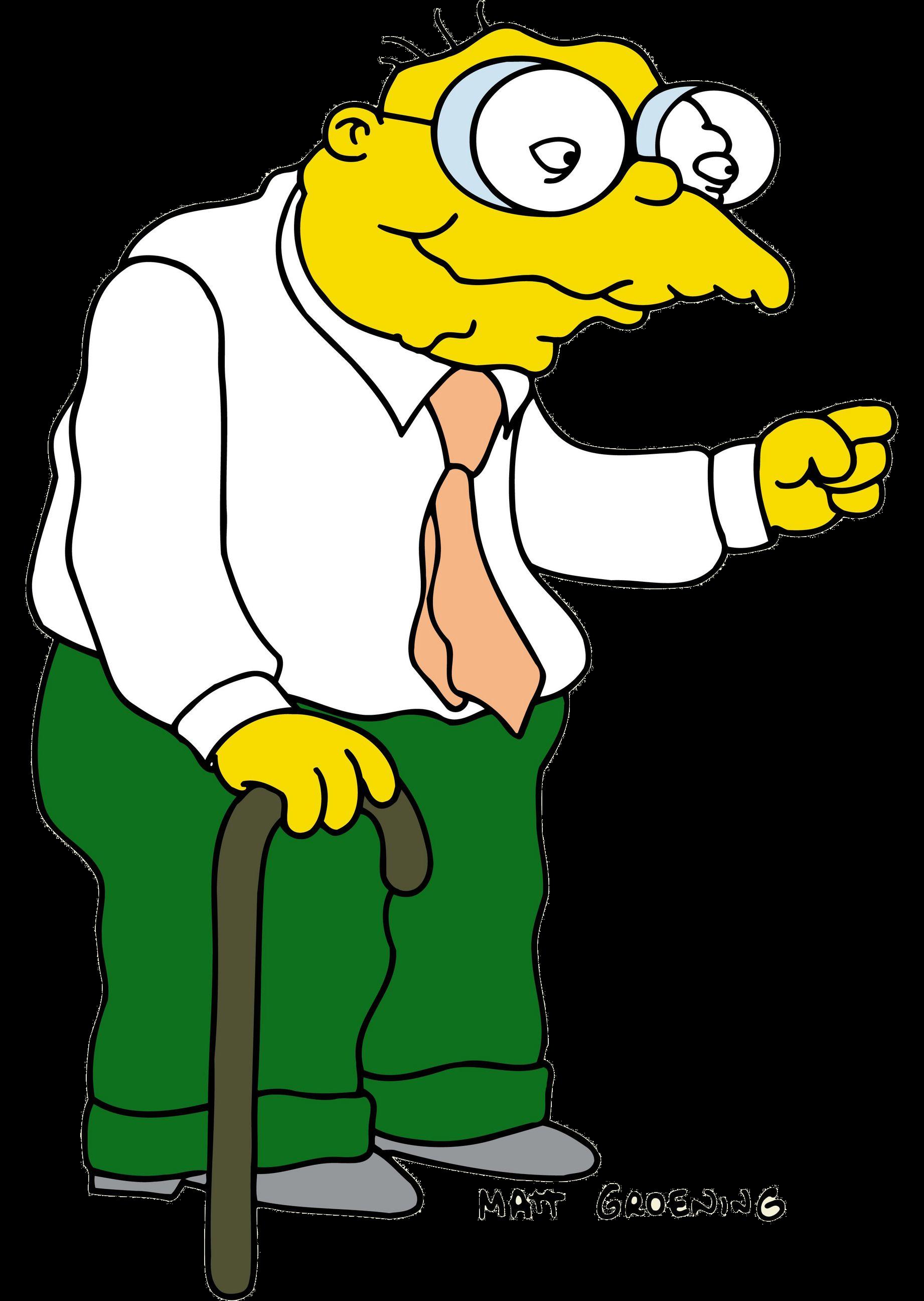 Hans Moleman Simpson Wiki En Español Fandom