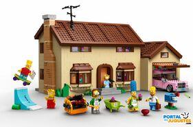 Los Simpsons Casa