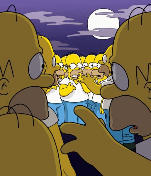 Clones de Homer
