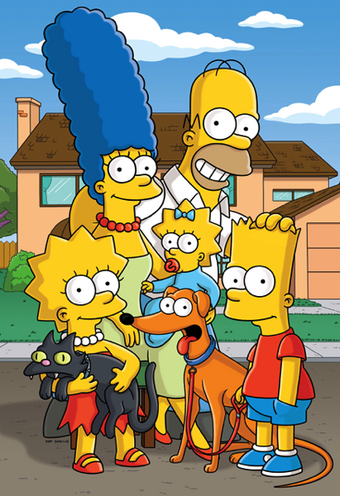 The Simpsons Simpson Wiki En Español Fandom