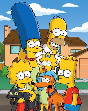 Familia Simpson Simpson Wiki En Español Fandom