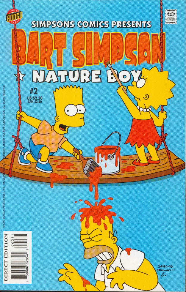 Bart Simpson Comics 2