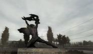 Statue of Prometheus