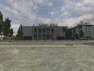 Admin Center - front view (Dead City, Lost Alpha)