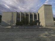 Admin Center - rear view (Dead City, Lost Alpha)
