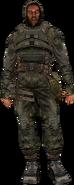 Stalker armor