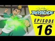 BEYBLADE BURST Episode 16- A Group Lesson! Shakadera Special!