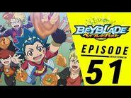 BEYBLADE BURST Episode 51- Final Showdown! Victory Valtryek!
