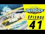 BEYBLADE BURST Episode 41- Nepstrius' Trap!