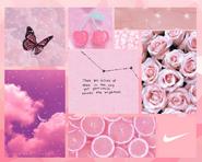 Pink Aesthetic Moodboard