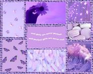 Purple Aesthetic Moodboard