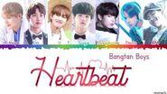 BTS (방탄소년단) 'Heartbeat (BTS WORLD OST)' 💜 Lyrics Color Coded Han Rom Eng minamochi