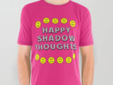 Happy Shadow Thoughts Tunic