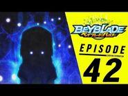 BEYBLADE BURST Episode 42- Jumbo Jormuntor! The Venomous Snake!