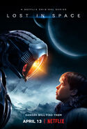 Lost in Space Netflix Poster