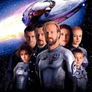 Lost in Space 1998 Hauptseite