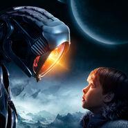 Lost in Space Netflix Poster Hauptseite