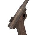 Damaged Handgun