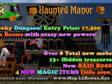 Haunted Manor Dungeon