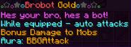 Brobot gold
