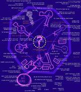 Map hebrew