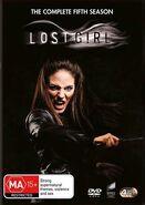 LG DVD Season 5 AUSTRALIA