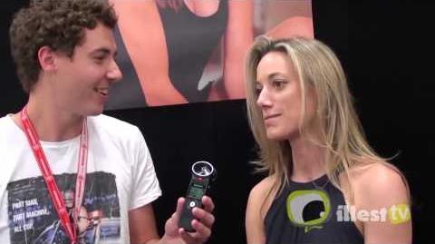 Zoie Palmer - Interview (Supanova 2013)