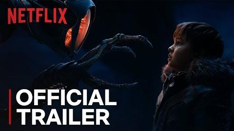 Lost in Space Official Trailer HD Netflix