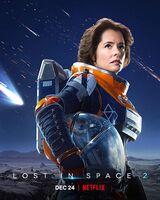 Season 2 poster June