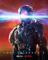 Season 2 poster Robot
