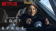 Lost in Space Featurette Lost In Possibility HD Netflix