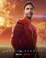 Season 2 poster Don