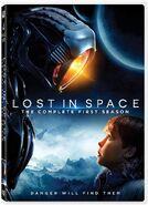 Lost in Space Season 1 DVD