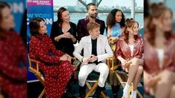 Lost in Space Cast New York Comic Con 2019 (Full Interview)