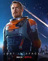 Season 2 poster John