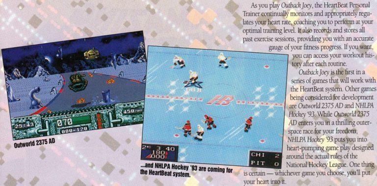 Outworld 2375 AD(cancelled Sega Genesis game)