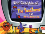 McDonald's YumChums (partially found TV commercials 2004)
