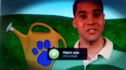 Blue's Clues UK Missing Episodes