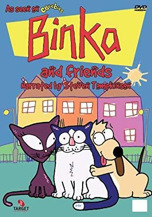Binka (Lost Episodes of 2001 Children's TV Show)