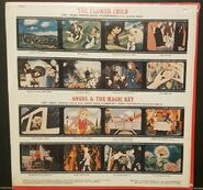 Angel LP Vinyl Back 1980