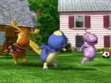 The Backyardigans (Partially Found CGI Pilot Episode; 2001)