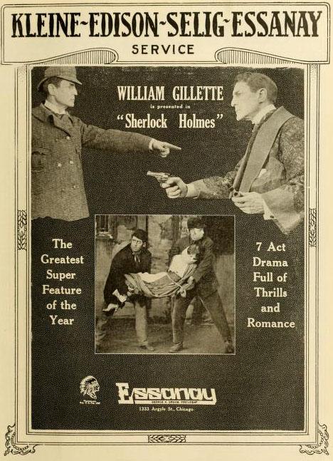 Sherlock Holmes (Lost 1916 Film)