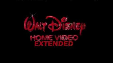 Extended version of Walt Disney Home Video
