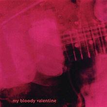 "My Bloody Valentine Album ""Loveless"" Lyrical Manuscript (1991)"