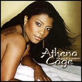 Athena Cage The Art of a Woman (Unreleased 2001 Album)