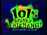 101% Spooky Whizbang with Henry & June (Partially Found Halloween Block)